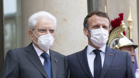 Mattarella-Macron, intesa su migranti e asse Italia-Francia