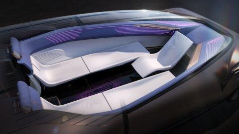 Pininfarina, la prima auto elettrica e autonoma è come un salotto