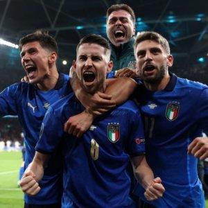Euro 2020, è Azzurro il cielo di Wembley