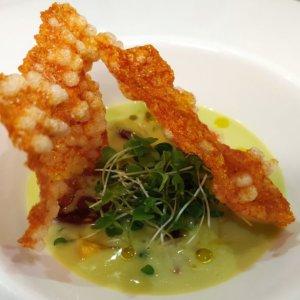 La ricetta di Marco Molaro, chef rivelazione: l'insalata estiva fra piccantezze e acidità