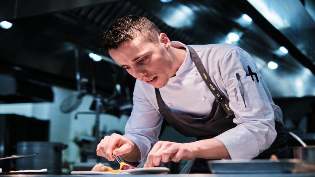Marco Molaro chef Ristorante i Due Buoi