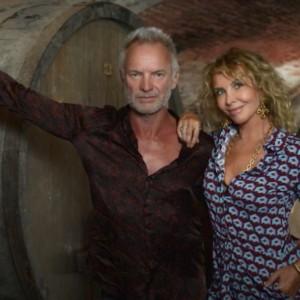 L'ultima performance di Sting: una pizzeria in Toscana con cucina genuina e i suoi vini