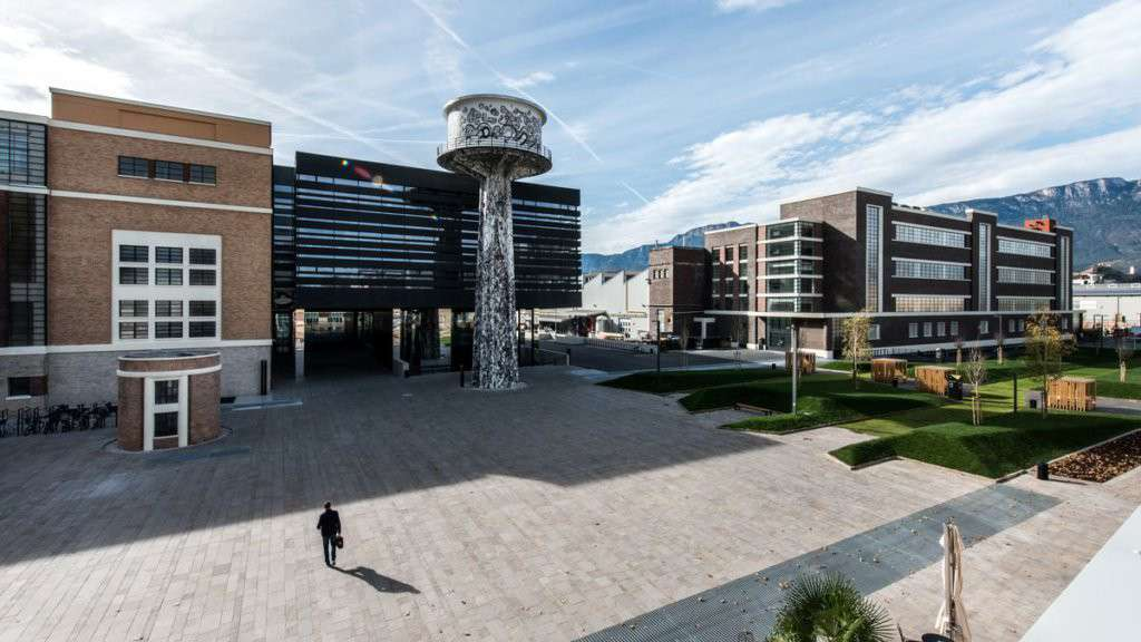 NOI Tech Park di Bolzano