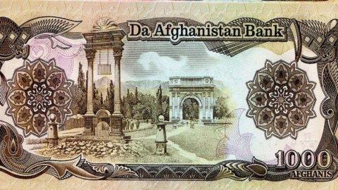 Afghanistan, panico inflazione: l'allarme della banca centrale