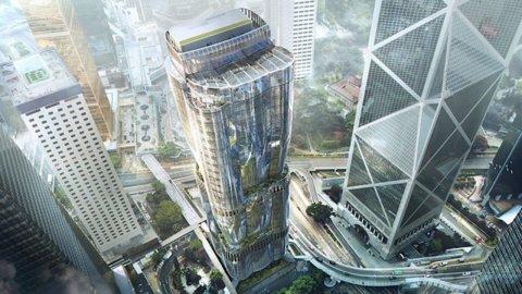 La nuova sede di Christie's Hong Kong sarà all'insegna della sostenibilità