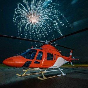 Leonardo: contratto con Mercy Flight Central per 4 elicotteri AW119Kx