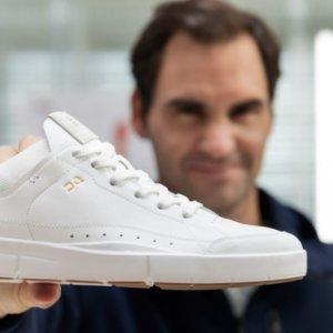 Federer è re anche in Borsa con le sneakers hi-tech