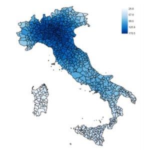 Infrastrutture, le pagelle di Bankitalia: gap Nord-Sud ma non per Internet
