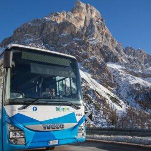 Trasporti, a Trento i rifiuti organici alimentano i bus