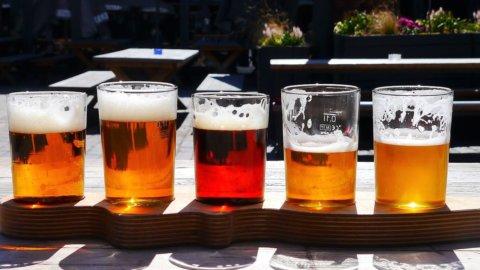 Fa caldo volano i consumi di birra artigianale Made in Italy da noi e all'estero