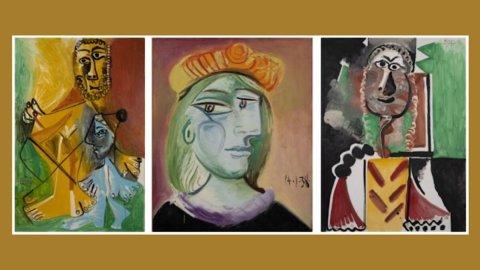 Pablo Picasso, asta di capolavori per 140esimo compleanno dell'iconico artista
