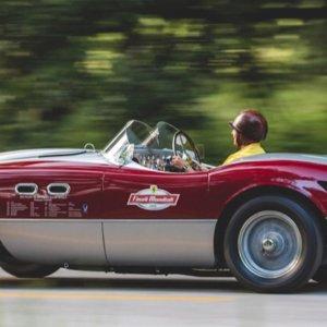 Filantropia: Ferrari 166 MM della collezione Weinberger offerta in asta RM Sotheby's