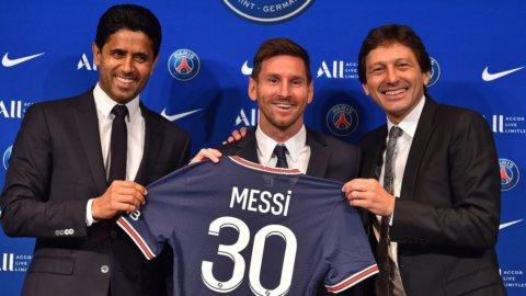 I conti del calcio, ma per il Psg di Messi non vale il fair play finanziario?