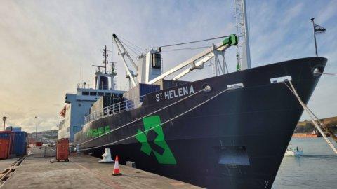 Fondazione Enel-Extreme E: ricerca scientifica a bordo di una nave