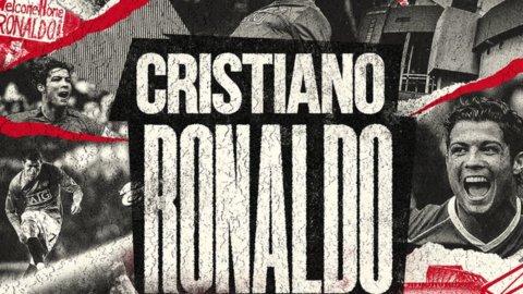 CR7 saluta la Juve ma il Manchester United lo chiama e sorpassa il City