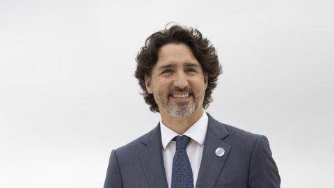 Elezioni Canada: Trudeau al bivio, la destra No Vax incalza
