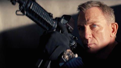 Cinema: torna James Bond con No time to die