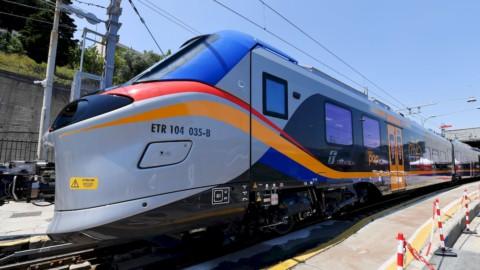 Trenitalia affida ad Alstom 150 nuovi treni regionali elettrici