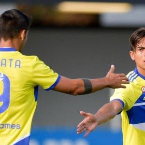 La Juve di Allegri 2.0 debutta a Udine: CR7 in coppia con Dybala