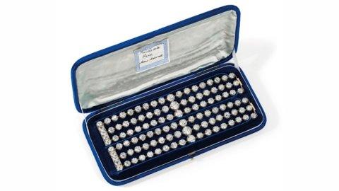 I diamanti della regina Maria Antonietta in vendita a Ginevra da Christie's