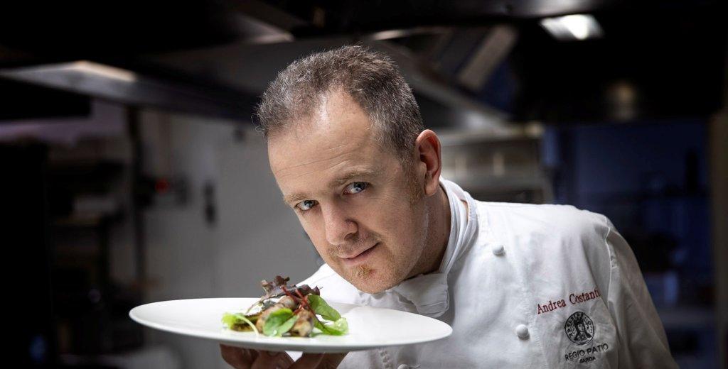Chef Andrea Costantini