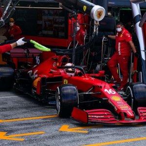 F1: Gp Monza con i tifosi, ma la Ferrari non scalda i cuori