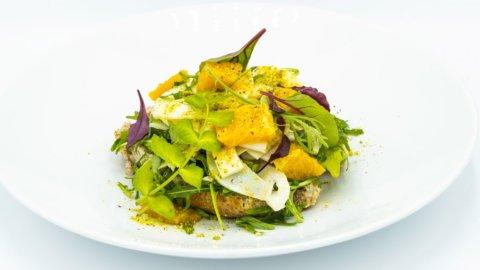Soul & Fish: la Caponata terra mare di un ristorante laboratorio della napoletanità a Sorrento