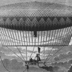 ACCADDE OGGI – Dirigibile: nel 1852 il primo volo a motore