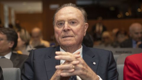 Ennio Doris saluta Banca Mediolanum e si dimette da presidente