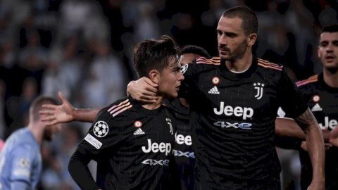 La Juve risorge in Champions e l'Atalanta resiste in Spagna