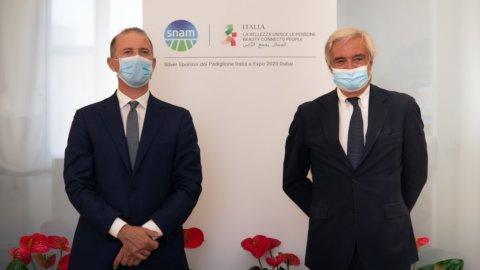 Rinnovabili e sostenibilità: Snam al Padiglione Italia di Expo 2020 Dubai