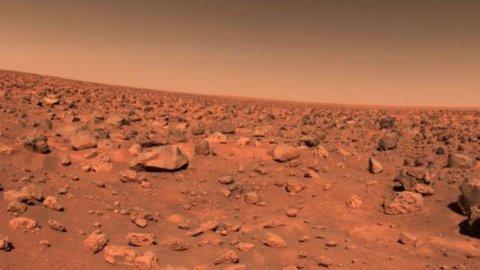 ACCADDE OGGI – Marte: 45 anni fa le prime foto a colori