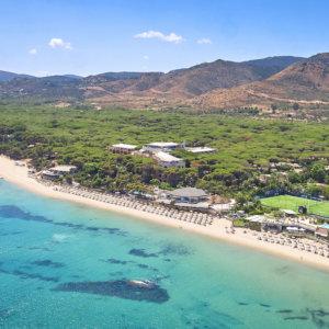 Estate Sardegna, la Nazionale ha portato bene al Forte Village e al turismo