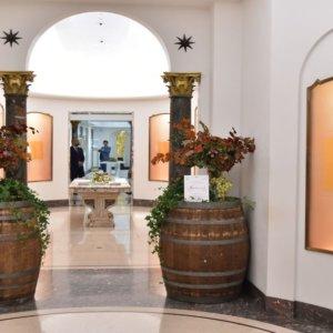 La Vendemmia di Roma nelle vie dello shopping di lusso