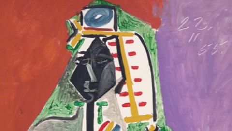 Picasso, capolavoro dalla collezione Stella in vendita da Christie's New York
