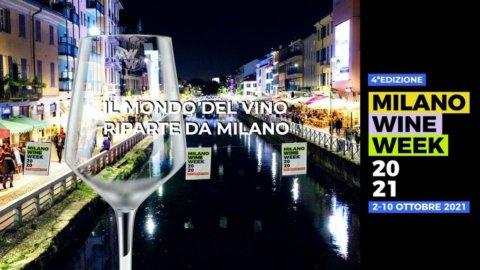 Milano Wine Week: nove giorni per rilanciare la cultura del vino