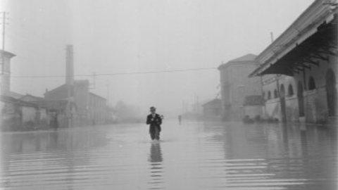 Una mostra per ricordare la grande alluvione del Polesine 1951-2021