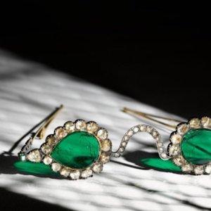 Gioielli e moda: un paio di occhiali principeschi in asta da Sotheby's