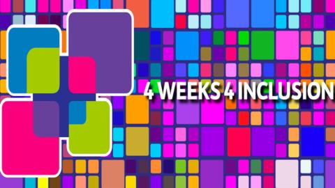 Diversità e inclusione: al via la 4 Weeks 4 Inclusion