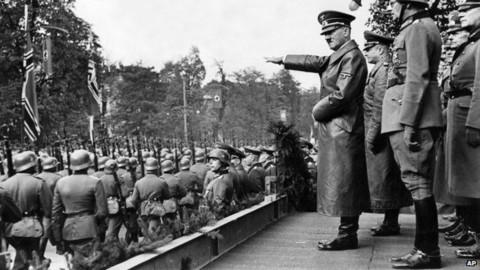 ACCADDE OGGI – La Polonia cade nelle mani dei nazisti: era il 1939