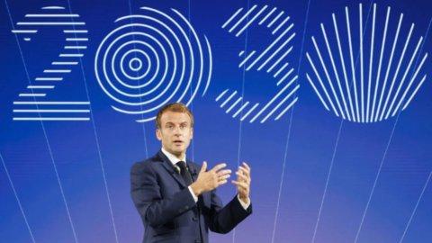 Francia, 30 miliardi per la transizione: nucleare, idrogeno e chip