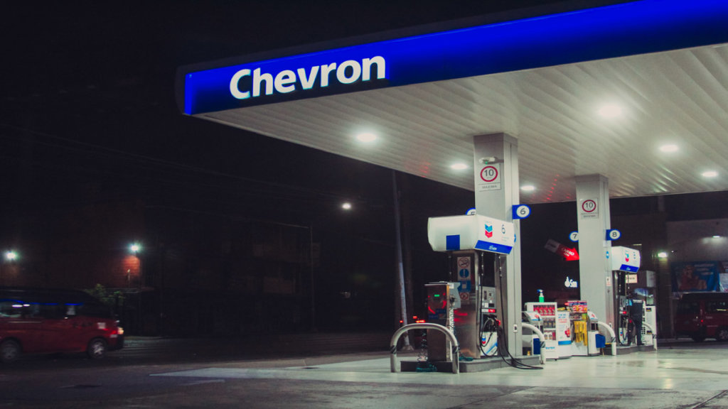 Chevron brand