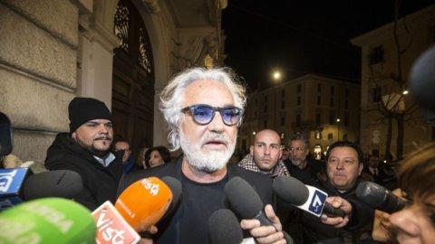 """Il mondo """"Crazy"""" di Briatore sbarca a Roma: una pizzeria nella via della Dolce vita"""