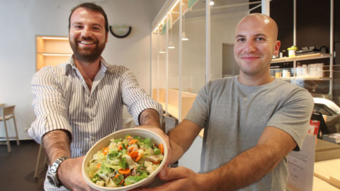 Alimentazione sana e sostenibile: Fresh Cut arriva a Milano