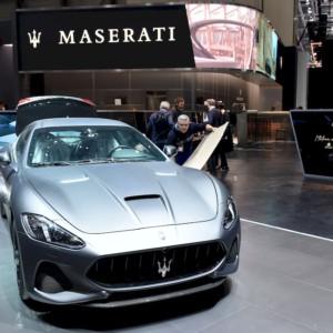 Stellantis: la Maserati elettrica sarà prodotta a Mirafiori