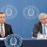 """Draghi: """"Tagli alle tasse per 12 miliardi, Manovra da 30 miliardi"""""""