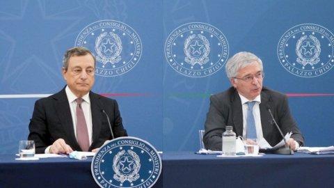 Draghi e Franco