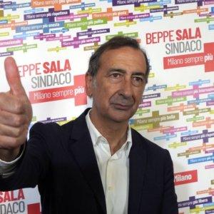 Elezioni: Sala a Milano, Lepore a Bologna e  Manfredi a Napoli sindaci subito