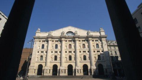 Borse, giornata di vendite. A Milano pesa lo stacco cedole