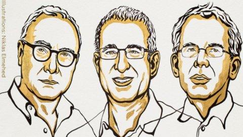 Nobel per l'Economia va a Card, Angrist e Imbens